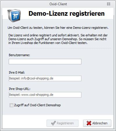 demo-lizenz