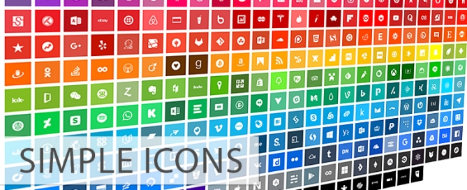Gratis SVG-Icons, OXID Social Media Modul